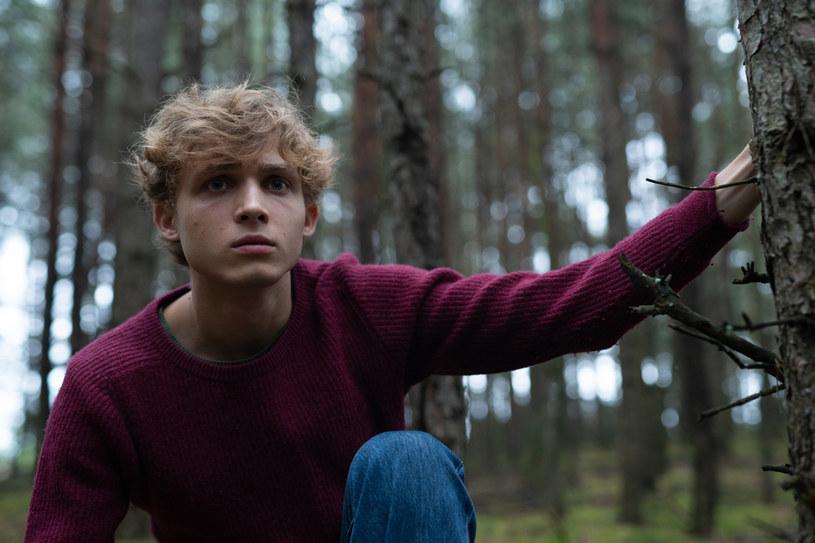 """""""W głębi lasu"""": Paweł (Hubert Miłkowski) /Netflix"""