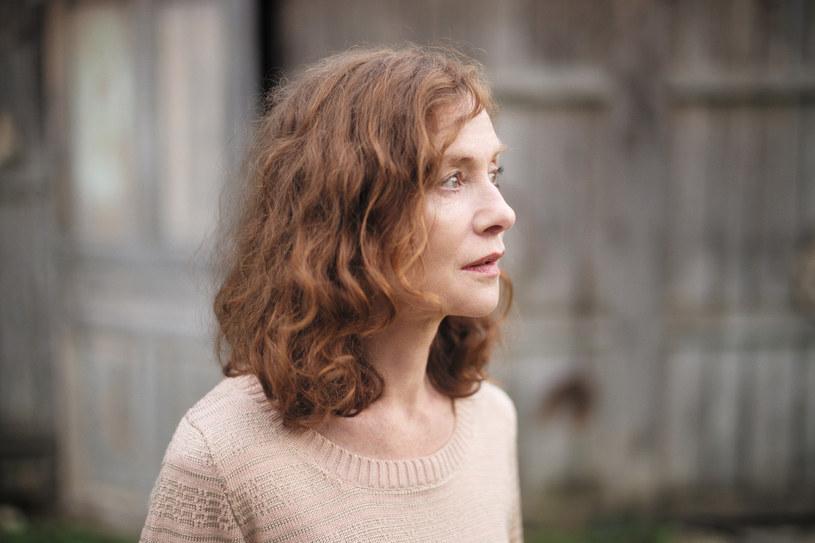 """W główną rolę w """"Co przynosi przyszłość"""" wciela się Isabelle Huppert /materiały prasowe"""