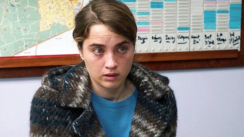 """W główną role w """"Nieznajomej dziewczynie"""" wciela się Adèle Haenel /materiały prasowe"""
