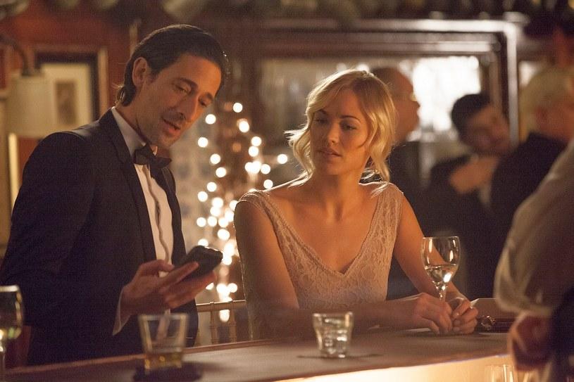 """W główne role w """"Tajemnicach Manhattanu wcielają się Adrien Brody i Yvonne Strahovski /materiały prasowe"""