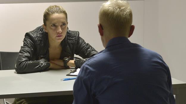 """W głównej roli w drugiej serii """"Na krawędzi"""" oglądać będziemy Kamillę Baar / fot. Gałązka /AKPA"""