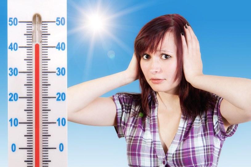 W gorące dni trzeba być ostrożnym, bo konsekwencje udaru mogą być bardzo poważne /123RF/PICSEL