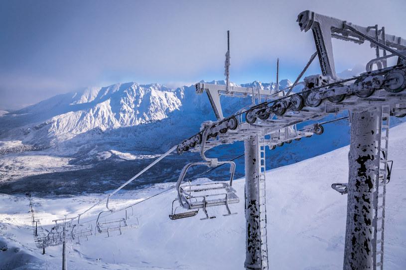 W górach nie brakuje śniegu. Zdj. ilustracyjne /123RF/PICSEL