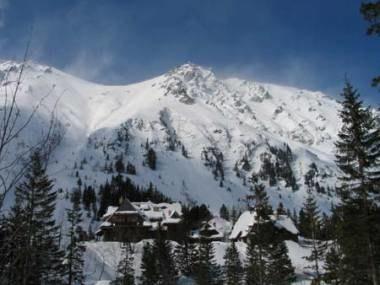 W górach pojawił się śnieg /RMF