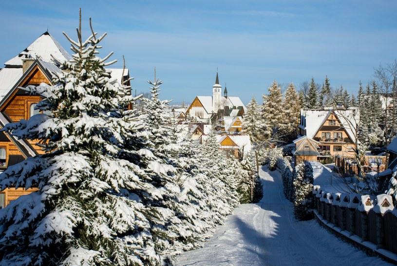 W górach popada śnieg /Piotr Korczak /East News