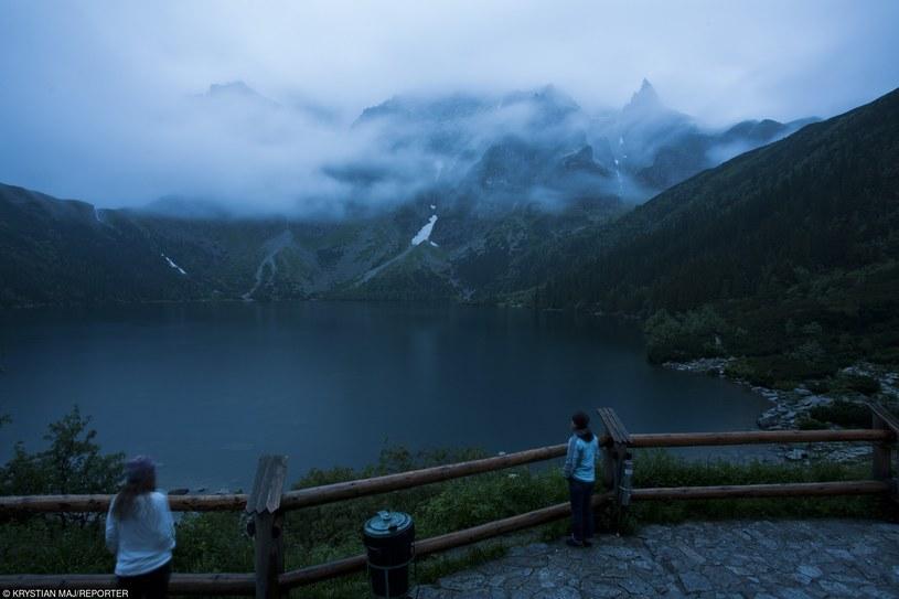 W górach spodziewane są opady śniegu /Krystian Maj /Reporter