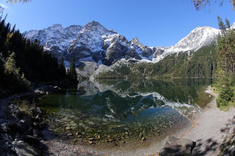 W górach w każdej chwili może dojść do załamania pogody /Grzegorz Momot /PAP