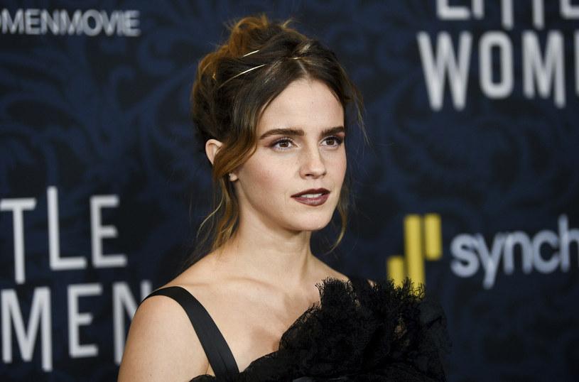 """W gronie osób, które zaapelowały o """"zakończenie pandemii internetowych nadużyć względem kobiet"""" znalazła się m.in. Emma Watson /Invision/Invision/East News /East News"""