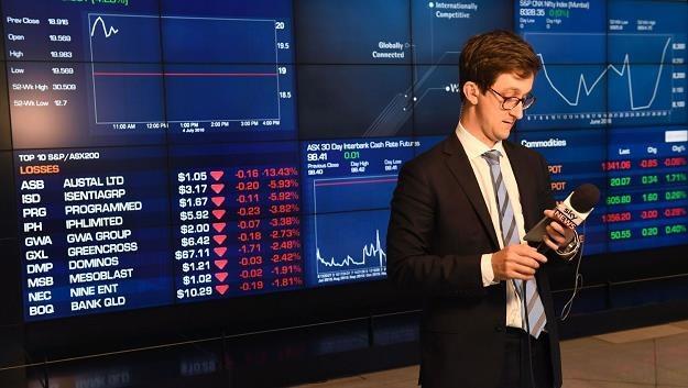 W grudniu mieliśmy do czynienia z dobrą koniunkturą na większości giełd /AFP