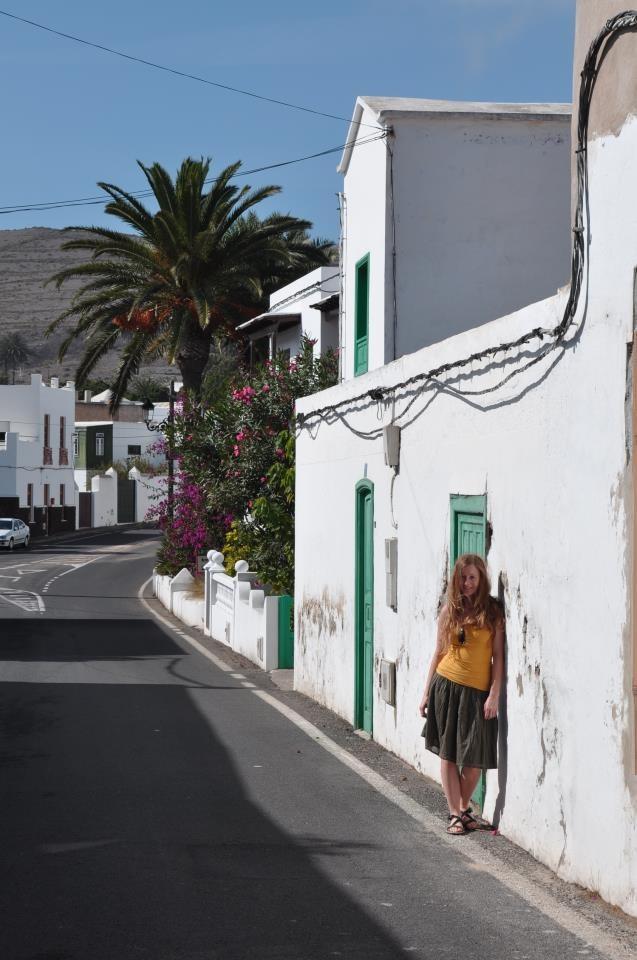 W Haria, miasteczku  na Lanzarote/fot. Tomas Sierant /Tekst: Zgubsietam.pl