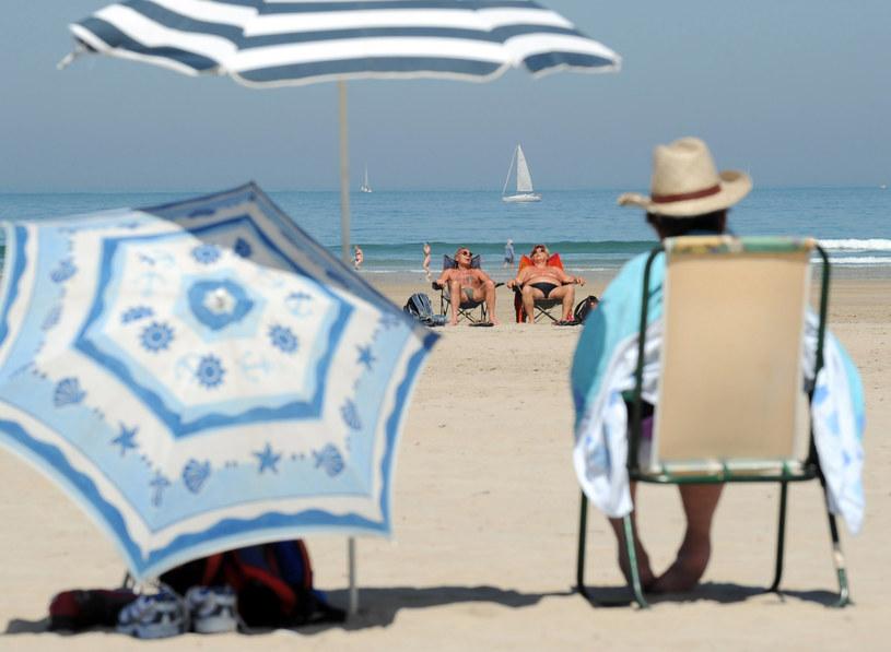 W Hiszpanii będzie bardzo gorąco /AFP