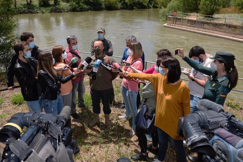 W Hiszpanii policja poszukuje krokodyla /Nacho Gallego /PAP/EPA