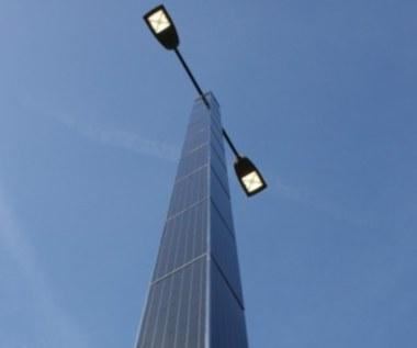 W Holandii stanie w pełni samowystarczalna latarnia uliczna