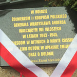 """W hołdzie """"zwycięscom"""" spod Monte Cassino. Anna Maria Anders: Ważne, że pamiętają"""