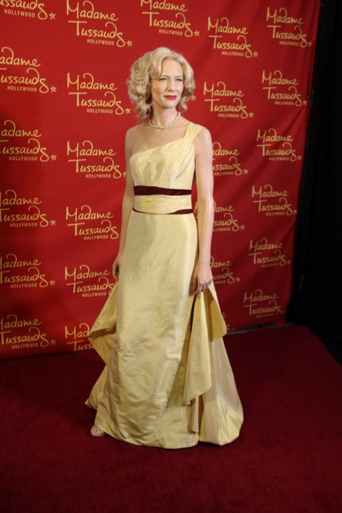 W Hollywood odsłonięto figurę woskową Cate Blanchett /Paweł Żuchowski /RMF FM