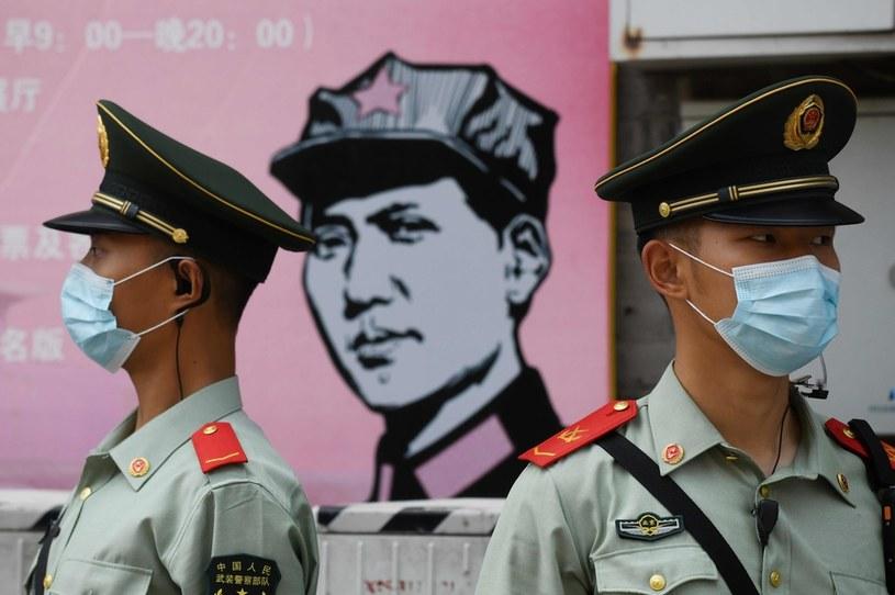 W Hong Kongu zamieszanie /AFP