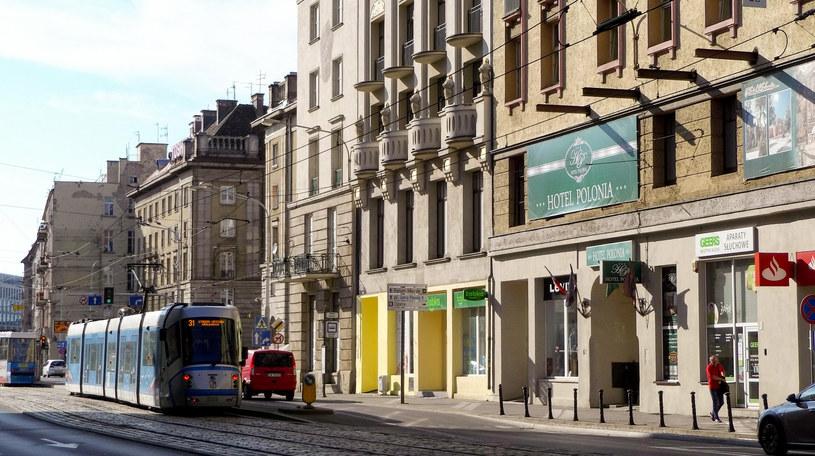 W Hotelu Polonia bratanek Mocka przegrał znaczną kwotę pieniędzy /Styl.pl