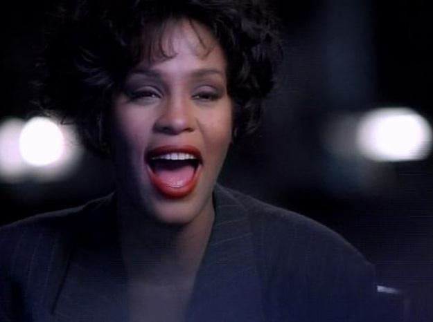 """W """"I Will Always Love You"""" Whitney Houston pokazała pełnię możliwości /"""