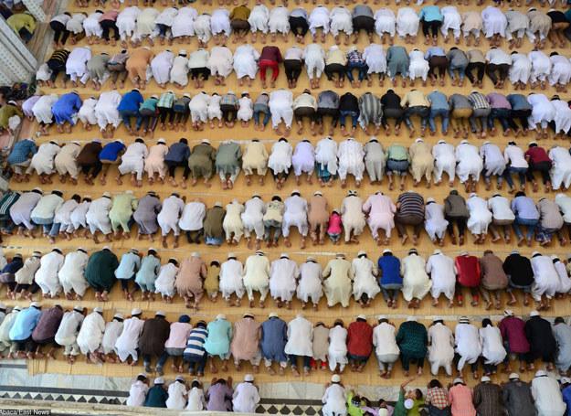 W Indiach często dochodzi do strać między muzułmanami a hinduistami /Prabhat Kumar Verma/Pacific Press/ABACA /East News