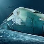 W Indiach powstanie podwodny pociąg!