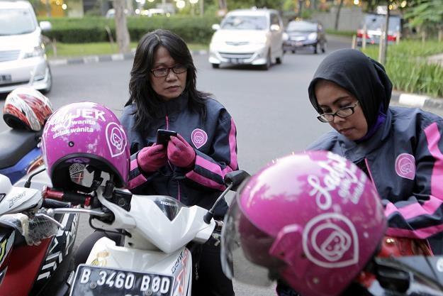 W Indonezji działa firma taksówkowa tylko dla kobiet /EPA