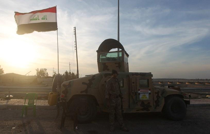 W Iraku szykuje się lądowa ofensywę przeciwko Państwu Islamskiemu /AFP