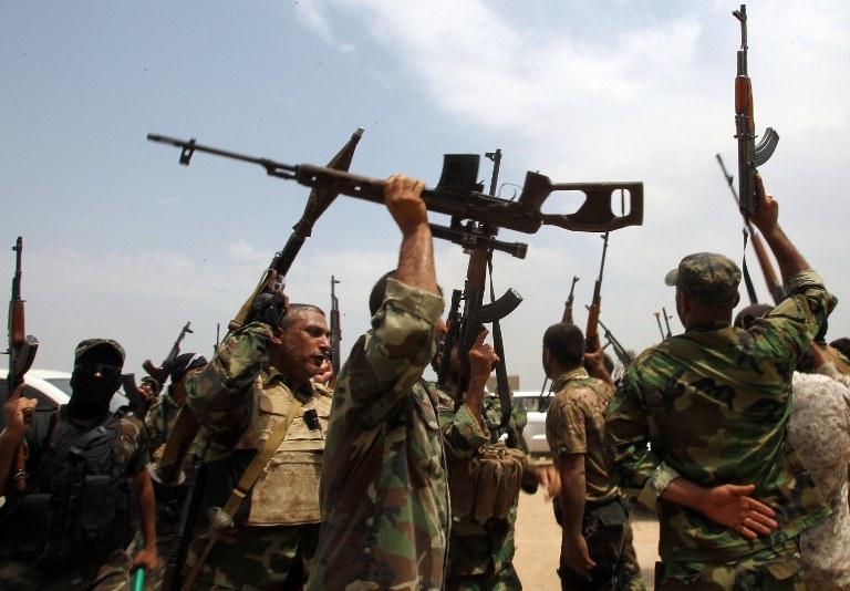 W Iraku trwają walki /AFP