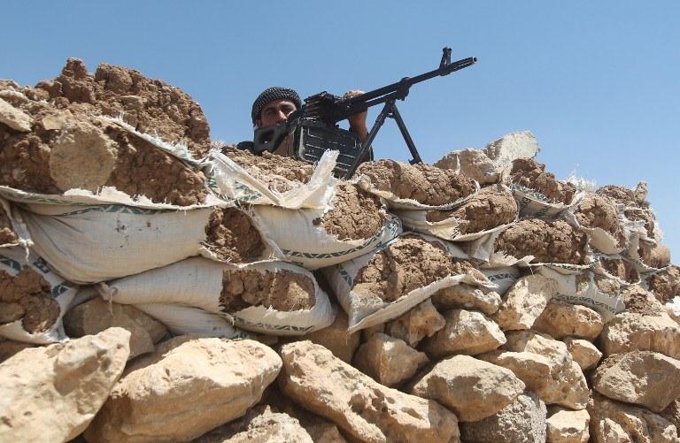 W Iraku wciąż trwają walki /AFP