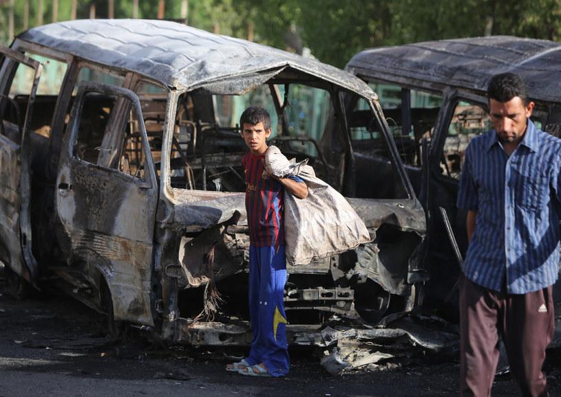 W Iraku znów jest niebezpiecznie /AFP