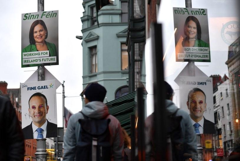 W Irlandii rozpoczęły się wybory parlamentarne /BEN STANSALL / AFP /AFP