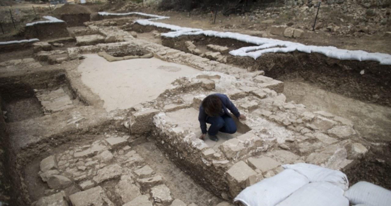 W Izraelu odkryto pozostałości bizantyńskiego kościoła