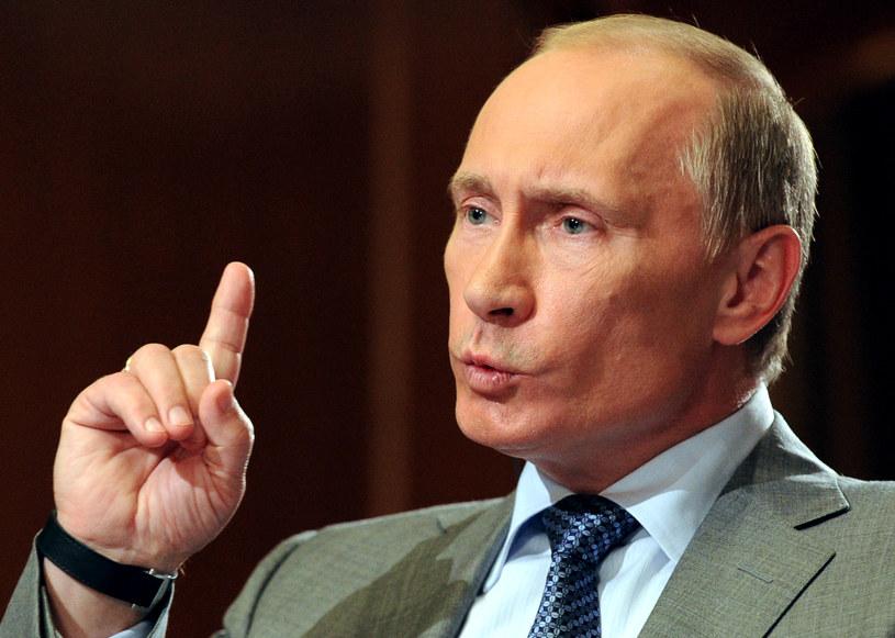 W jaki sposób rosyjski prezydent Władimir Putin może wykorzystać broń jądrową? /AFP
