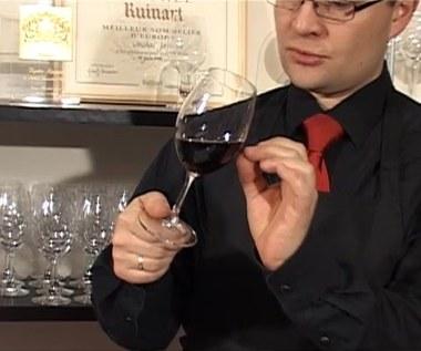 W jakich kieliszkach podawać wino?