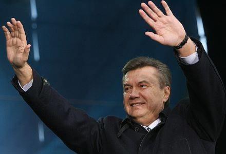 W. Janukowycz zapowiedział, że jego rząd nie pozwoli na anarchię /AFP