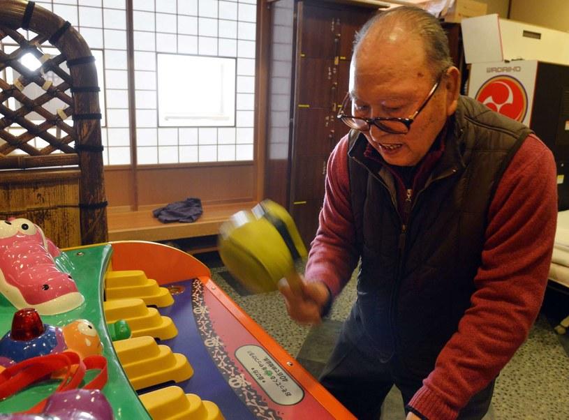 W Japonii ponad 25 procent ludności jest powyżej 65. roku życia /AFP