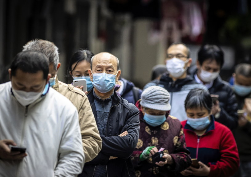 W Japonii w czwartek odnotowano pierwszy zgon z powodu koronawirusa /ALEX PLAVEVSKI /PAP