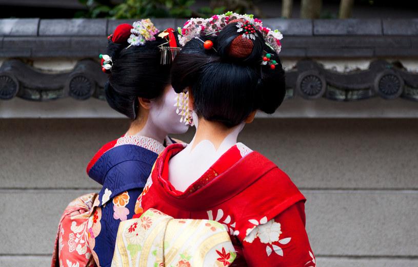 W Japonii wciąż pracuje około 500 czynnych zawodowo gejsz /123RF/PICSEL