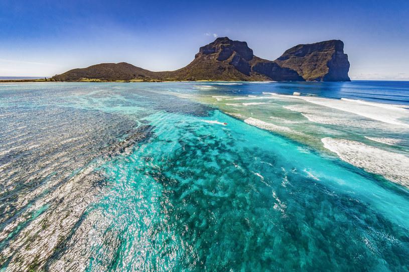 W jednym czasie na wyspie Lord Howe może przebywać maksymalnie 400 turystów /123RF/PICSEL