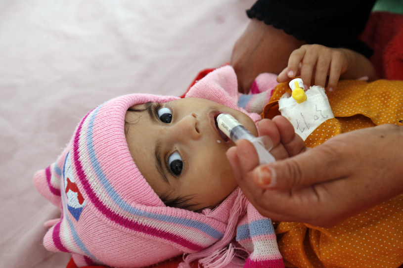 W Jemenie blisko 21 milionów mieszkańców z 30-sto milionowej populacji wymaga pomocy humanitarnej /Getty Images