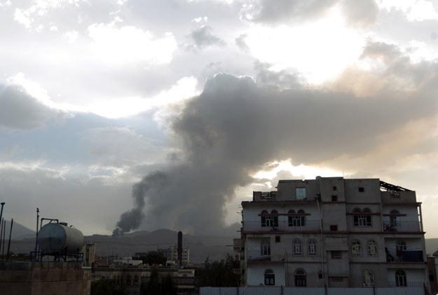 W Jemenie trwa wojna fot. Mohammed Huwais /AFP