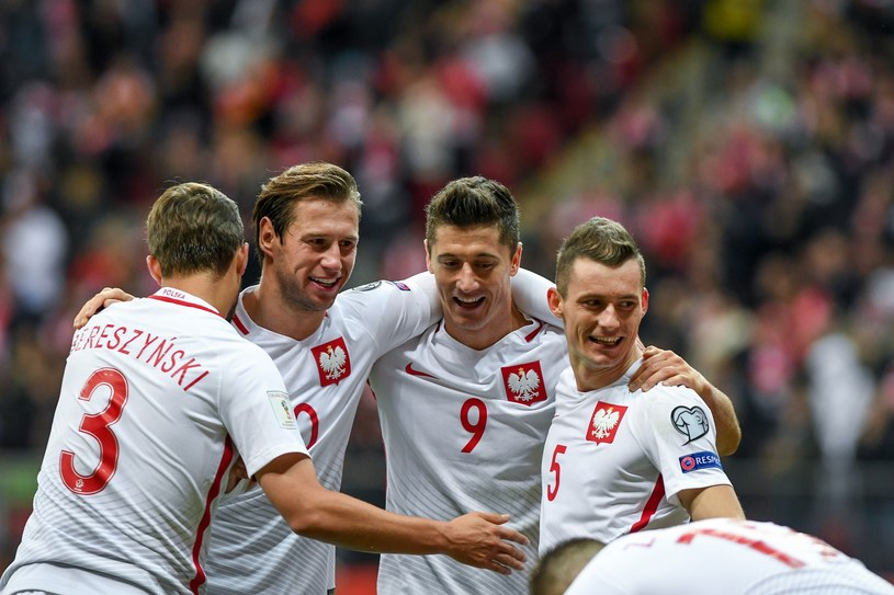 W kadrze radość! /Bławicki /East News