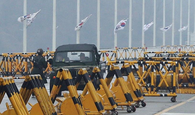 W Kaesong wciąż znajduje się 516 obywateli Korei Południowej /AFP
