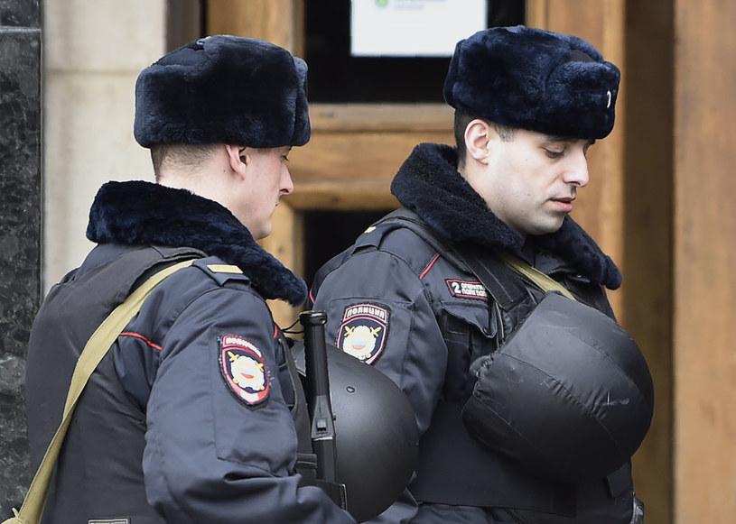 W Kaliningradzie zatrzymano 12 osób podejrzanych o związki z terroryzmem (zdjęcie ilustracyjne) /Natalia Kolesnikova /AFP