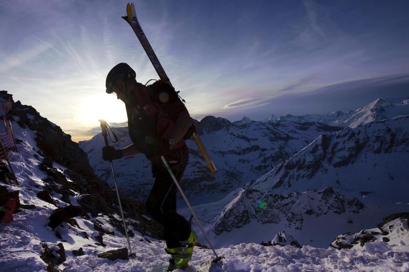 W Kantonie jest aż 47 szczytów o wysokości ponad cztery tys. metrów nad poziomem morza  /AFP