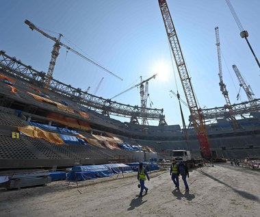 W Katarze zmarło ponad 6,5 tys. robotników z Azji Płd. budujących stadiony na mundial