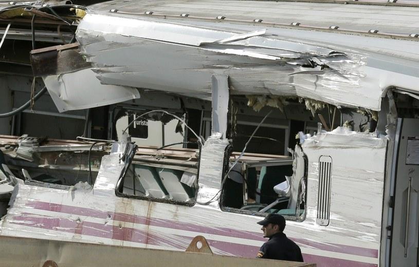 W katastrofie kolejowej zginęło 79 osób /PAP/EPA