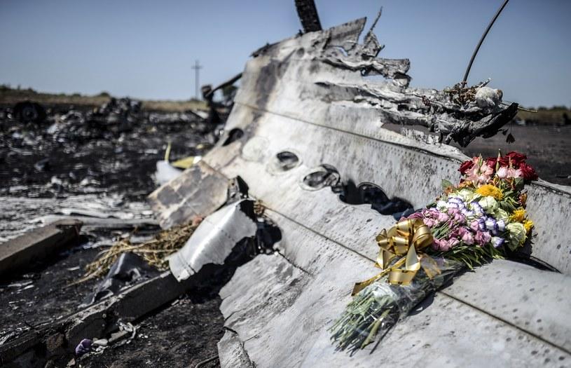 W katastrofie malezyjskiego samolotu zginęło 298 osób /AFP