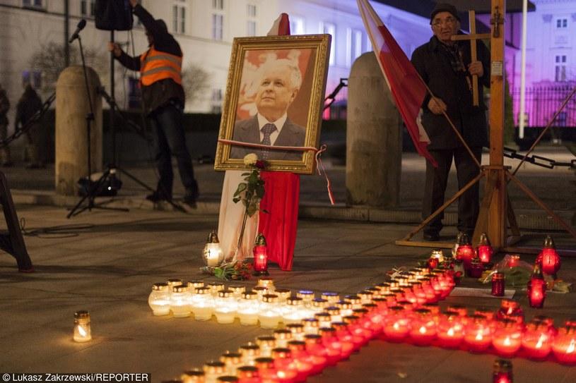 W katastrofie pod Smoleńskiem zginął prezydent Lech Kaczyński /Łukasz Zakrzewski /Reporter