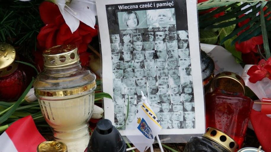 W katastrofie pod Smoleńskiem zginęło 10 kwietnia 2010 roku zginęło 96 osób, w tym para prezydencka Lech i Maria Kaczyńscy /Michał Dukaczewski /Archiwum RMF FM