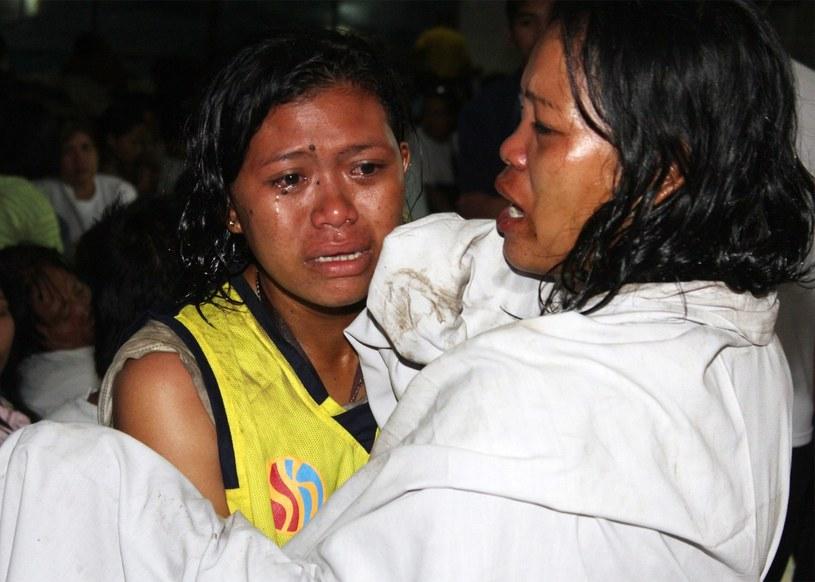W katastrofie promu zginęło co najmniej 24 ludzi /PAP/EPA